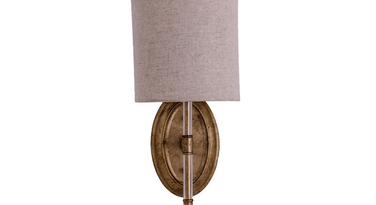 Prepare To Be Smitten With The Belfast Sconce!