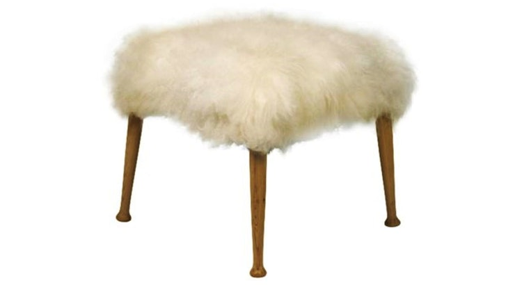 Glamorous and Cozy, The Bianca Stool Is Not To Be Missed!