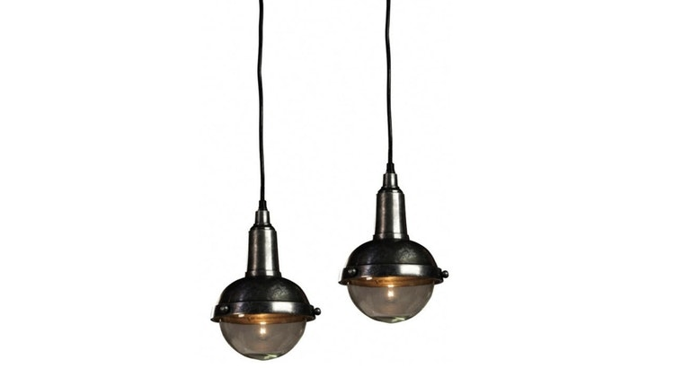 Presenting The Zanui Industrial Pendant Lamps!