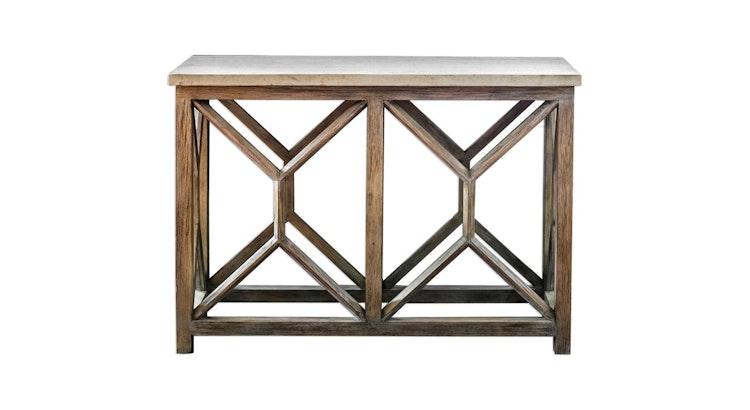 Presenting The Catali Console Table!