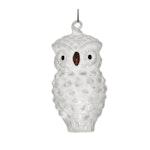 Small Frosty Snow Owl