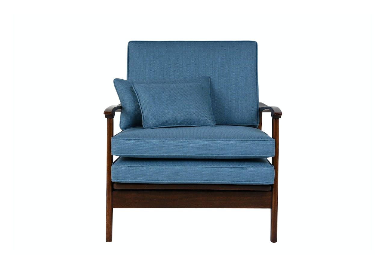 Fabulous Vintage 1960S Mid Century Modern Reclining Lounge Chair Short Links Chair Design For Home Short Linksinfo