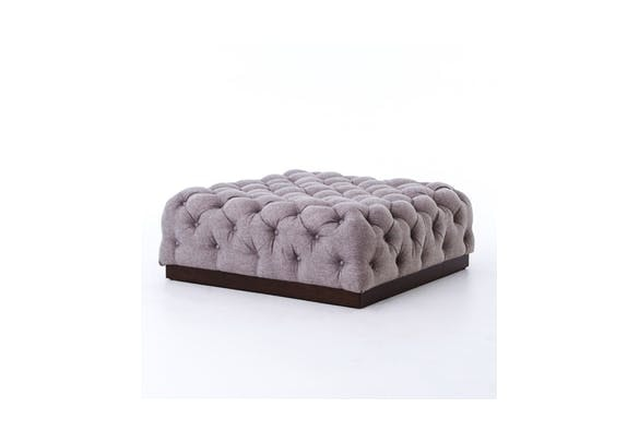 Keep it Functional and Pretty! Introducing The Plateau Cocktail Ottoman!