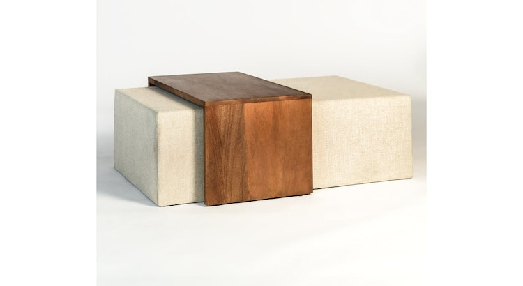 The Asher Ottoman Is Not To Be Missed!