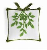 Mistletoe Square Pillow 18''