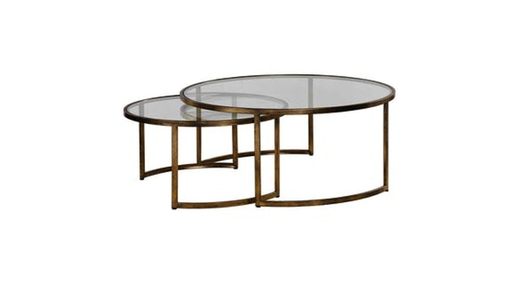 Say Hello To Our Stunning Nested Coffee Table!