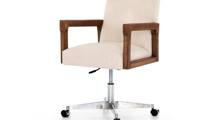 Work In Luxury With The Ryan Desk Chair!