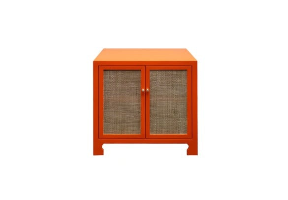 Introducing The Alden Cane Cabinet