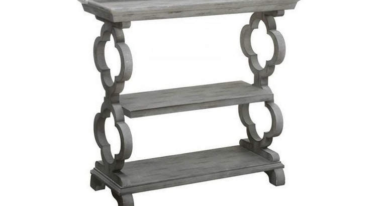 Don't Miss Out On Our Chelsea Tray Top Console Table!