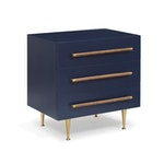 The Audrey Nightstand Blue