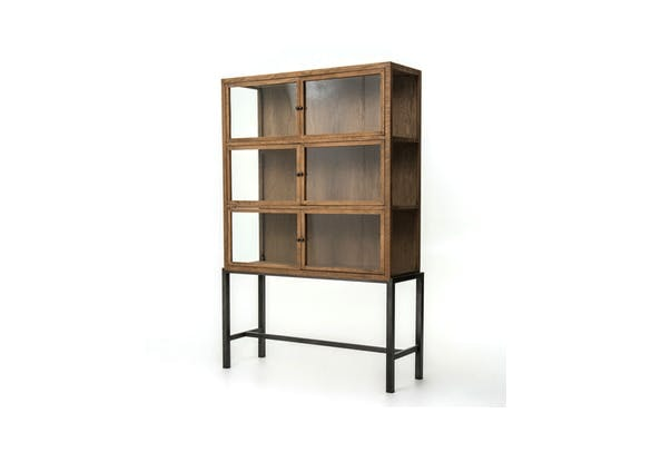 We Love the Spencer Curio Cabinet!