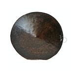 Thai Wood Gold Panning Bowl / Tray
