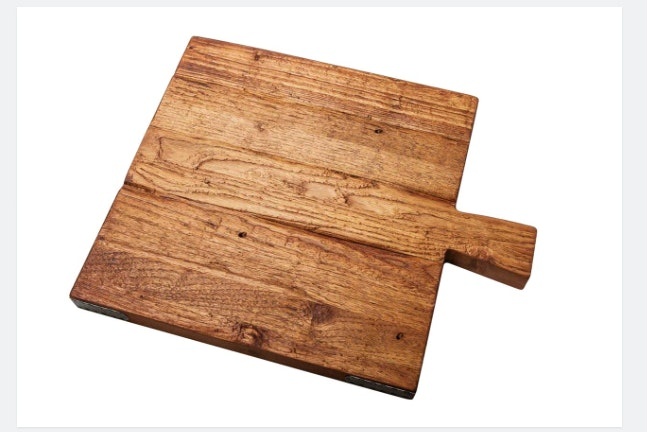 Prepare For Entertaining With Our Large French Cutting Board