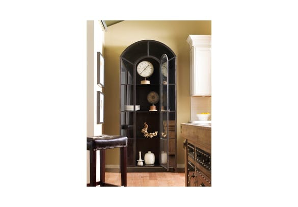 Holiday File: You Need the Arch-topped Display Cabinet!