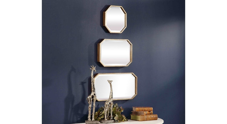 Our Stunning Mirror Set Is A Must Have!