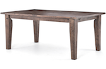 The Zelda Extension Dining Table