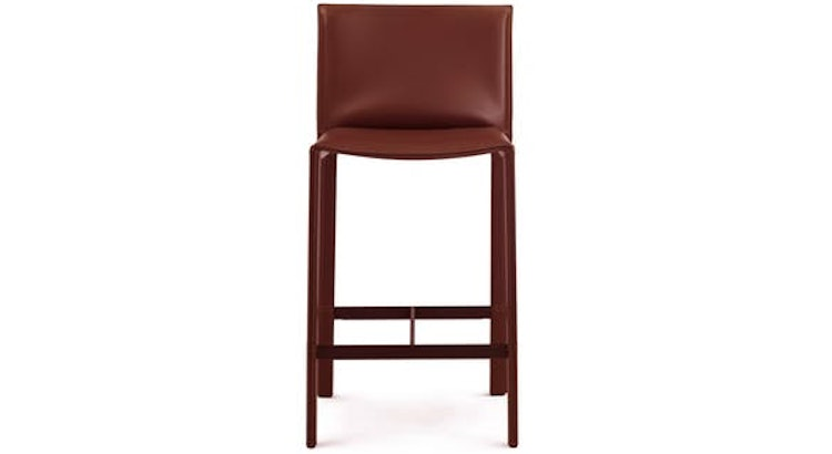 Spotlights on the Enrico Pelizzoni Bar Stool!