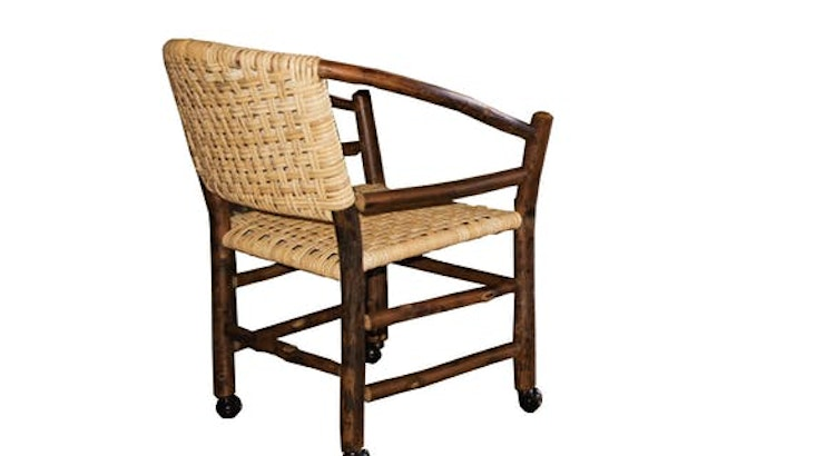 The Old Hickory Hoop Chair Is A Classic!