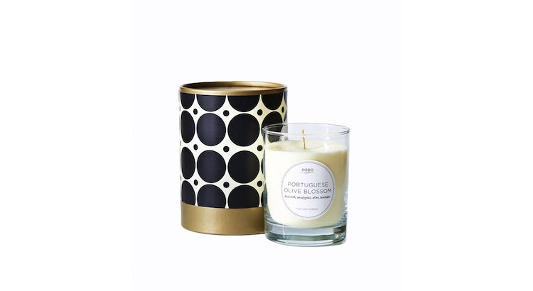 Enjoy The Fresh Organic Scent Of The Portuguese Olive Blossom by Kobo!