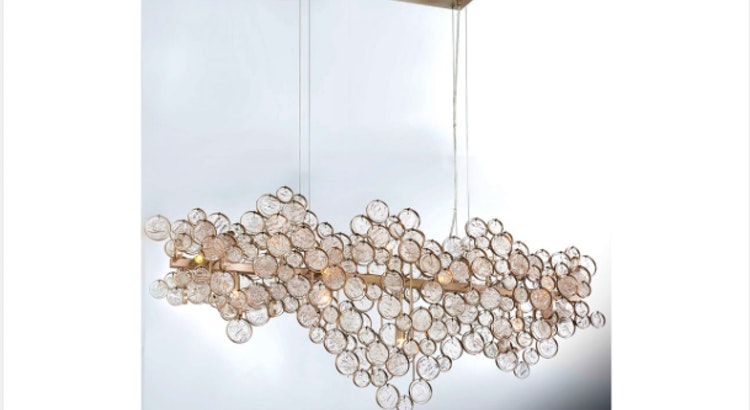 Say Yes To The Trento Chandelier