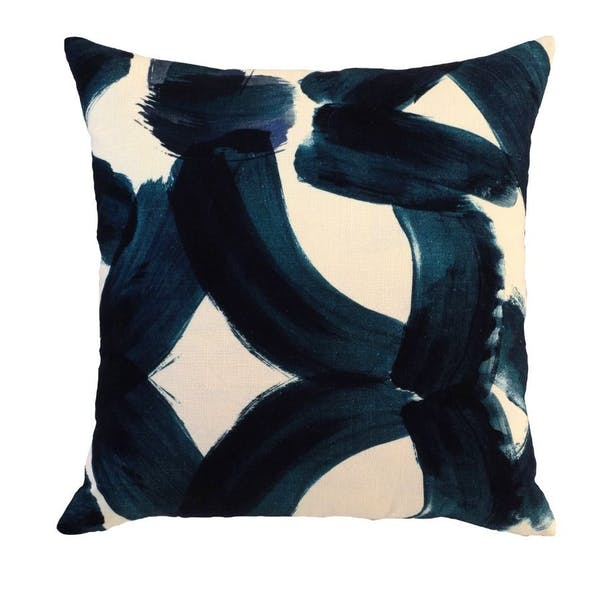 Photo of Raye Ink Blue Pillow