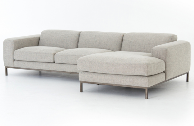 Berezi 2 Piece Sectional Right Arm Facing Chaise Marco Polo