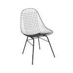 Palecek Colima Outdoor Chair, Black