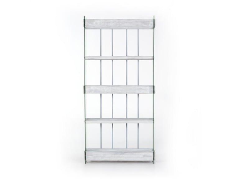Minimalist Bookshelf | ABODE Fine Living | Boutique furniture in Phoenix AZ | Design Kollective