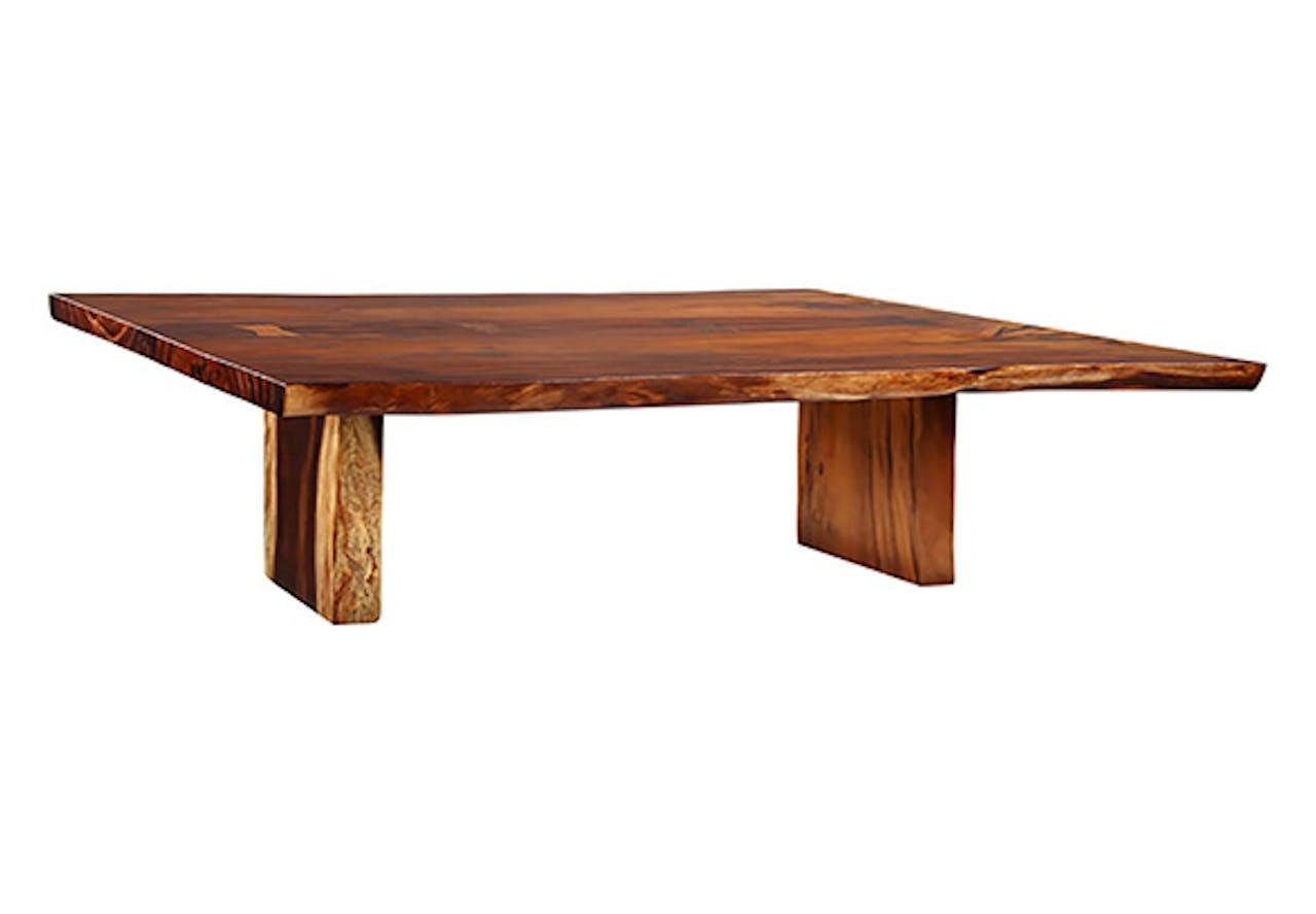 Zipper Tropical Slab Table 118