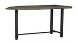 Sandy Grey Counter Dining Table