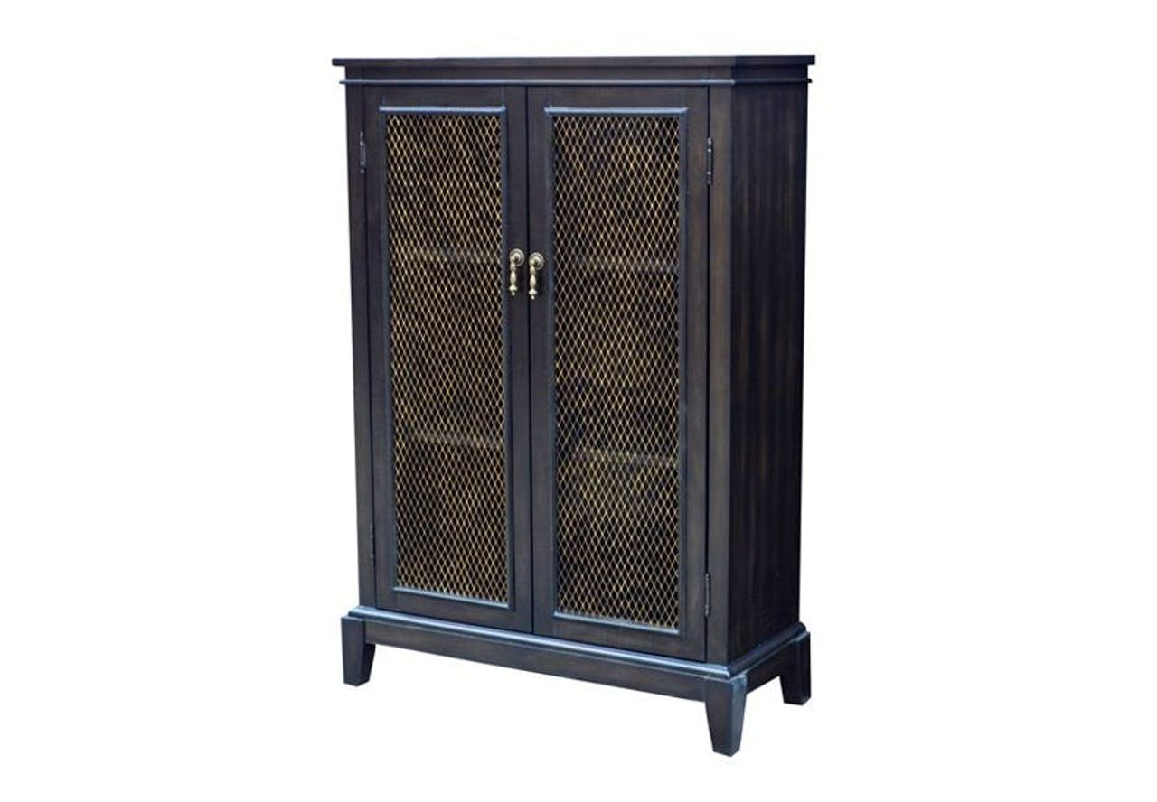 The Empire 2 Door Tall Cabinet Tremblay Maison Boutique Furniture In Longmeadow Ma