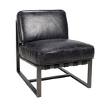 The Madison Accent Chair Black