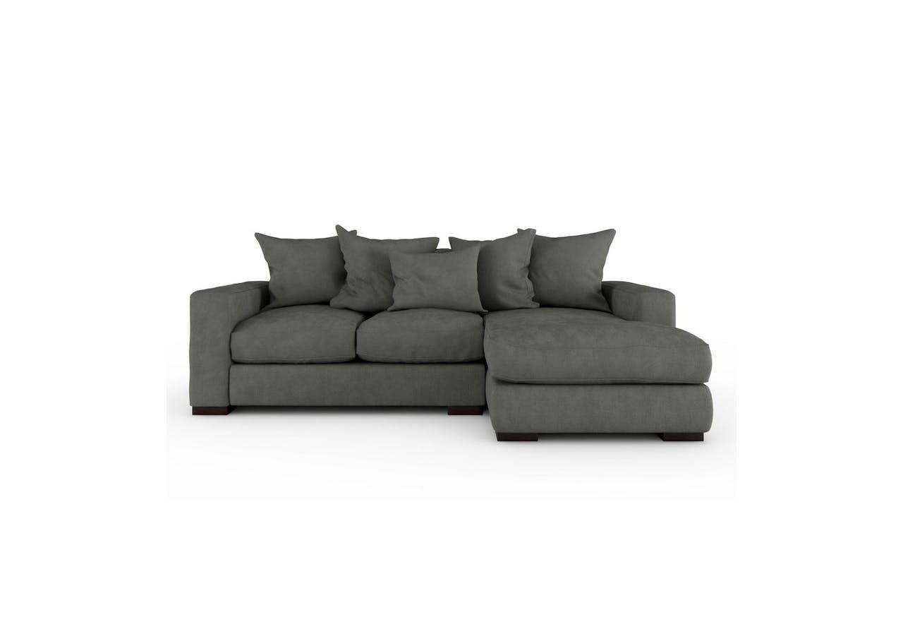 The Denali Sofa W Reversible Chaise