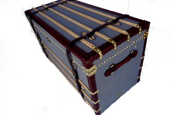 Visit Antique Trunk Restoration & Design RANDALL BARBERA