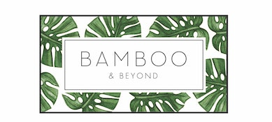 Bamboo and Beyond